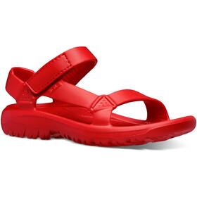 Teva Hurricane Drift Sandals Women, firey red
